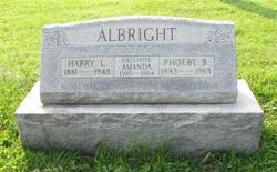 Amanda Albright