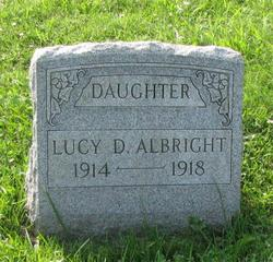 Lucy D. Albright