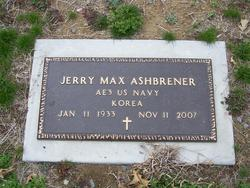 Jerry Max Ashbrener