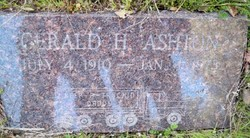 Gerald H Ashton