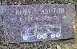 Ruby I Ashton