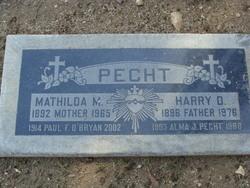 Alma J. Pecht