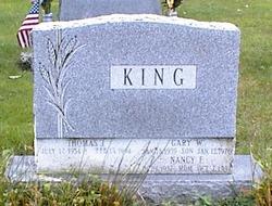 Gary W King