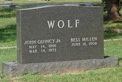 John Quincy Wolf, Jr