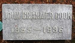 John Cranmer Cook