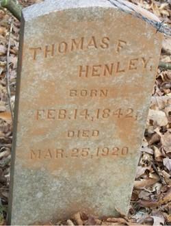 Thomas F. Henley
