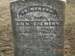 Ann E Emery