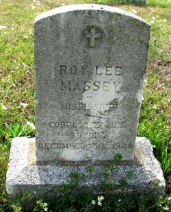 Roy Lee Massey
