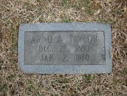Arno A. Taylor