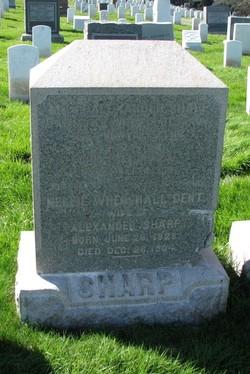 Ellen Wrenshall Nellie <i>Dent</i> Sharp