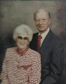 Gladys Juanita <i>Scruggs</i> Anderson