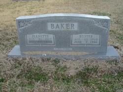 Buster Baker