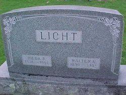 Heinrich Edward Walter Licht