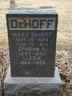 Mary DeHoff