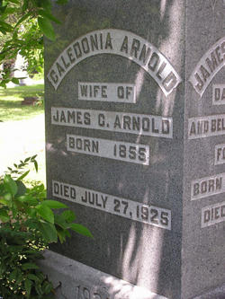 Caledonia <i>Staples</i> Arnold