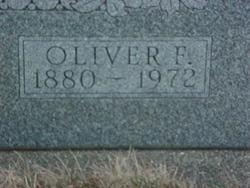 Oliver Franklin Shaw