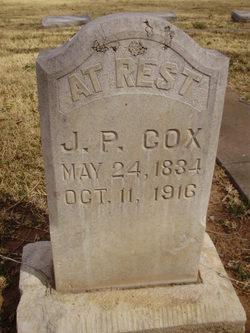 Abram Jefferson Pryor J. P. Cox