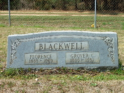Grover Clevland Blackwell
