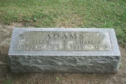 Ellen <i>Burdick</i> Adams