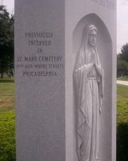 Saint Mary's Cemetery (Defunct)