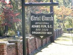 Christ Episcopal Church Cemetery