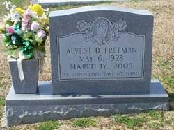 Alvest Dewey Freeman