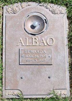 Edward A. Albao