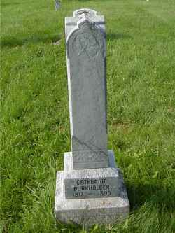 Catherine <i>Klindings</i> Burkholder