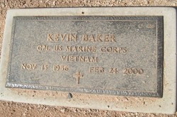 Corp Kevin Baker