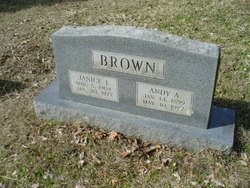 Andy Alfred Brown