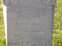 Maria <i>Hamann</i> Brokofsky