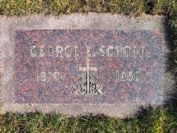 George E Schopf