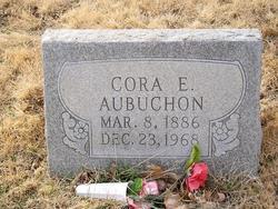 Cora Ethel <i>McCarty</i> Aubuchon