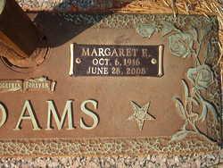 Margaret E. Adams