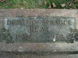 Dorothy <i>Sprague</i> Beal