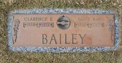 Clarence LeRoy Roy Bailey