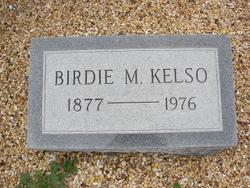 Fannie Emma Birdie <i>Massengale</i> Kelso