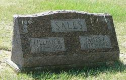 Lillian B <i>Hixenbaugh</i> Sales