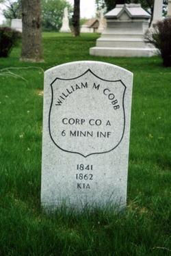 Corp William M. Cobb