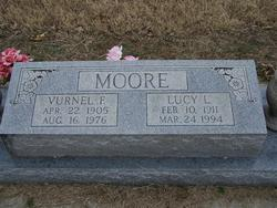 Lucy Leona <i>Hardee</i> Moore