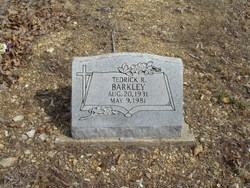 Tedrick Richard Barkley