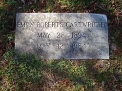 Emily Roberts Cartwright