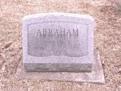 Fannie C. <i>Smith</i> Abraham