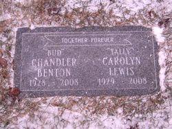 Chandler Benton Bud Nealy