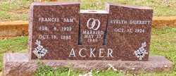 Francis Acker