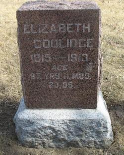 Elizabeth <i>Buchanan</i> Coolidge
