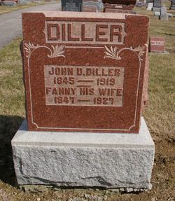 Fanny <i>Wehrly</i> Diller