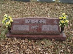 Robert Marion Alford