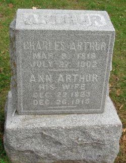 Ann Arthur