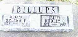 Dudley Cyrus Billups